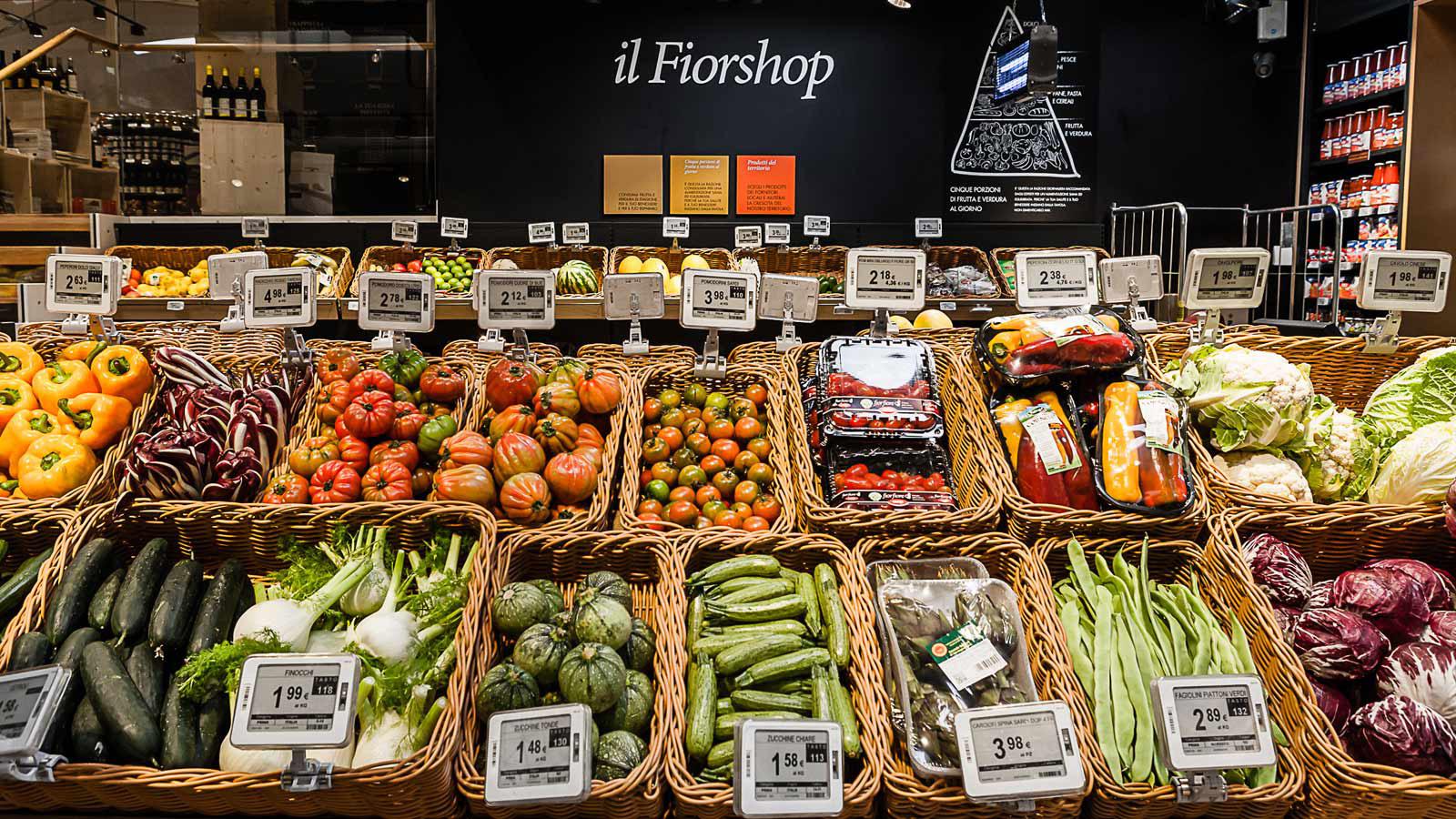 La Credenza Torino Fiorfood : Fiorfood market supermercati a torino ecco un alternativa