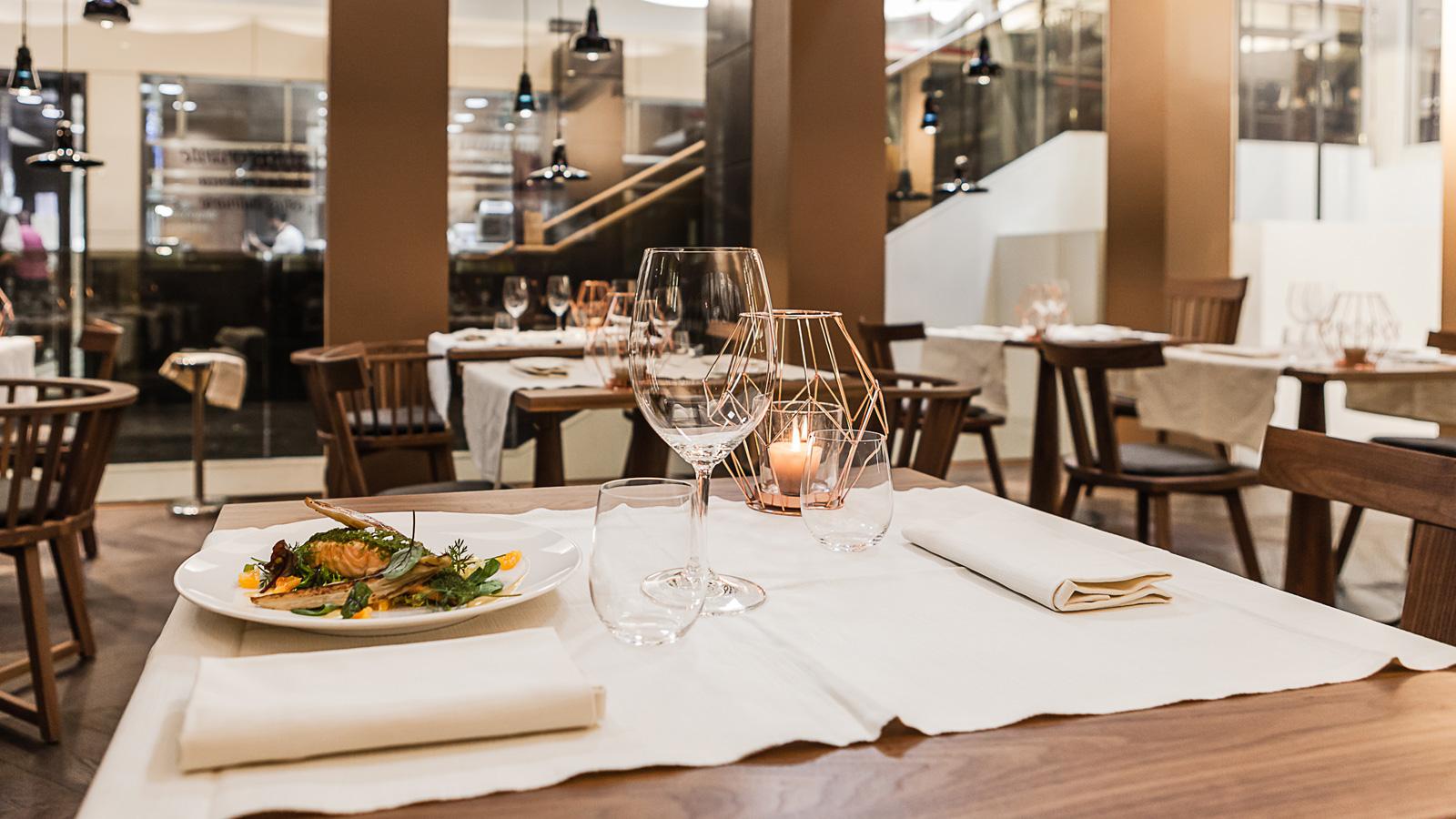 Ristorante La Credenza Galleria San Federico : Fiorfood ristorante a torino